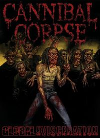 Cover Cannibal Corpse - Global Evisceration [DVD]